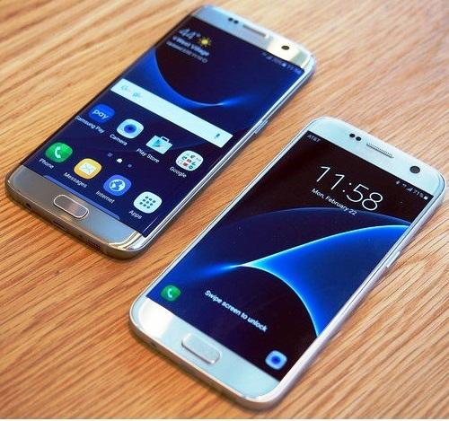 Samsung Galaxy S7 & Samsung Galaxy