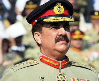 General Raheel Sharif become head of 34-country after retirement