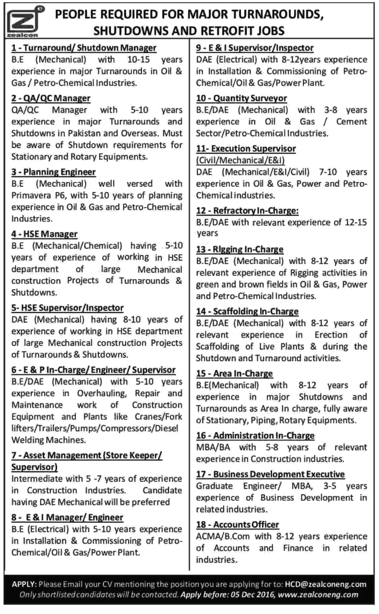 PO Box 1723 Rawalpindi Jobs Pakistan Army 2016 Public Sector Organization