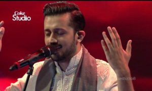 Tajdar e haram by Atif Aslam, Coke Studio Season 8 most viewed