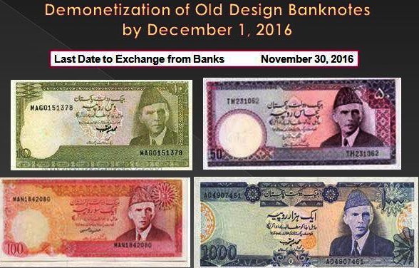 Few days To Get Your Old currency Notes Exchanged