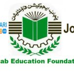 PEF Jobs 2016 Punjab Education Foundation as Examiners
