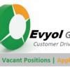 Evyol Group Jobs 2016 Trainee Accounts Executives, Trainee Logistics & Packaging Executives