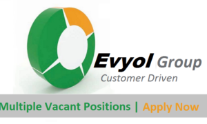 Evyol Group Jobs 2017 for Marketing Executives and others in Lahore