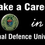 NDU Jobs 2016 National Defence University Islamabad