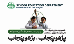 60,000+ Educators and AEO Jobs Available In Govt Schools of Punjab