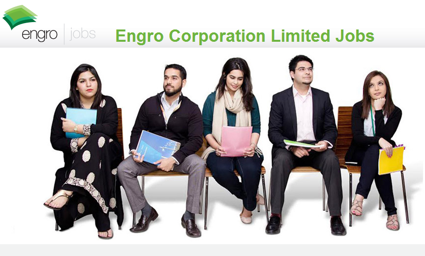 Engro Corporation Limited Jobs
