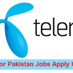 Telenor Pakistan Jobs – Careers 2016 Online Apply Latest