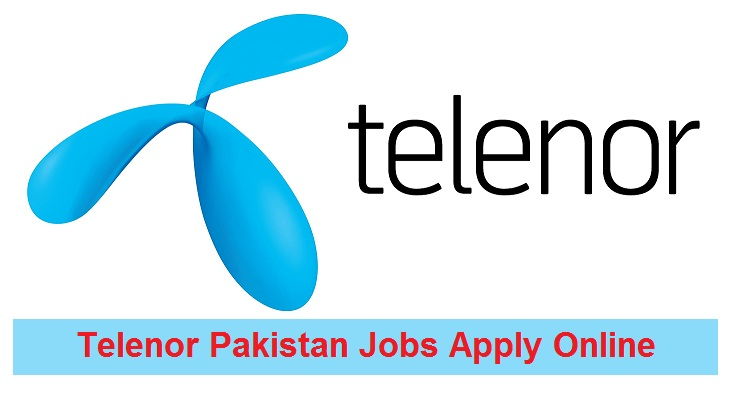 Telenor Pakistan Jobs - Careers 2016 Online Apply Latest