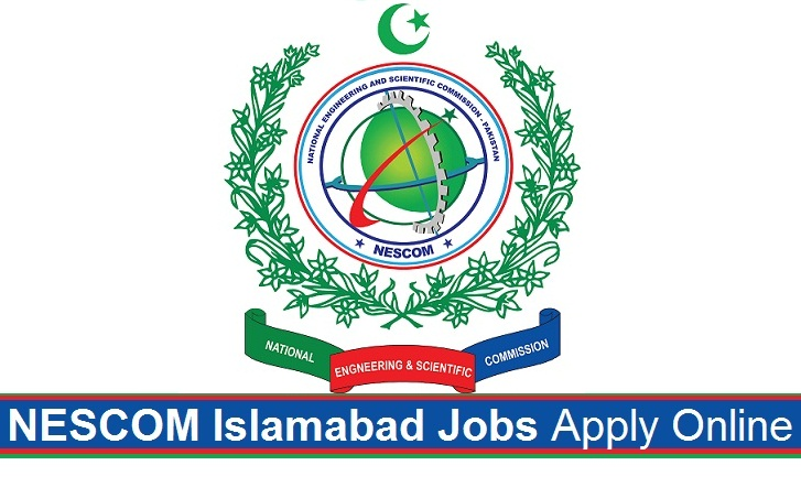 Careerjobs1737 Jobs 2017 in NESCOM Islamabad Apply Online