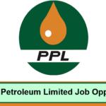 PPL Jobs Pakistan Petroleum Limited On-Job Training Opportunity