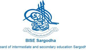BISE Sagodha Board Matric Date Sheet 2017
