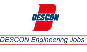 DESCON Engineering Limited Jobs 2018