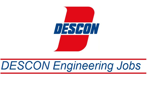DESCON Engineering Jobs 2017 Engineering - Manufacturing