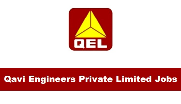 QEL Jobs 2017 Qavi Engineers Private Limited Islamabad