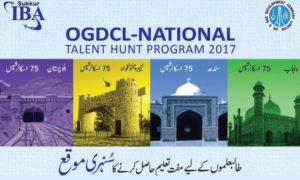 OGDCL National Talent Hunt Program 2017 More then 300 Scholarships & Paid Training for FSc Students