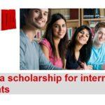 Canada scholarship for international students Latest 2017 – 2018