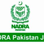 NADRA Jobs Lahore 2017 Latest for NADRA Regional Head Office Lahore