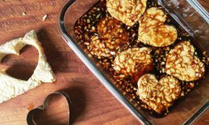 Quick Tempeh Snack Delicious And Very Nutritious Recipe