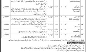 WAPDA Latest Jobs 2017 for Water and Power Development Authority Jobs