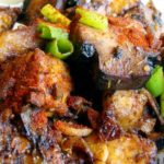 Tempeh Baked with Vegetables recipe also perfect dish for vegetarians