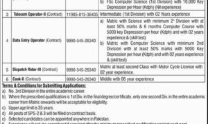 Atomic Energy Jobs 2017 Latest PAEC Jobs PO No Box 1