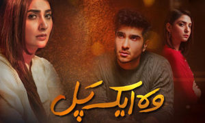 Woh Aik Pal Episode 18 Full HD By Hum TV  8 July 2017