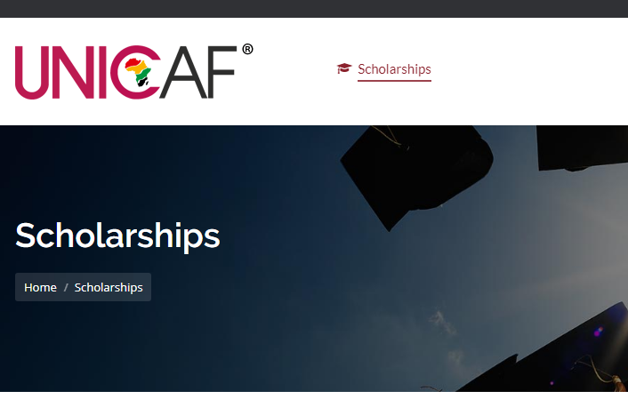 UNICAF Scholarship Programme An Opportunity For Student