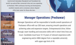 Nayatel Telecom Jobs 2017 Apply Now For Multiple Cities