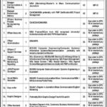 Planning Commission Pakistan Jobs 2017 Latest Ministry of Planning,Development & Reform