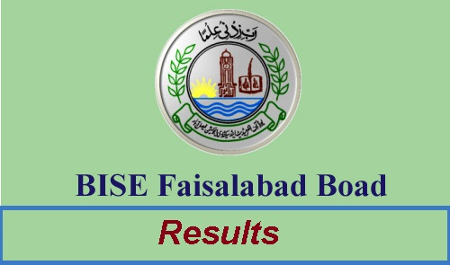 BISE Faisalabad Board Part 1 (11th Class) Result 2017