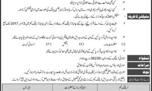 Join Janbaz Force in Pakistan Army 10 Core Jobs