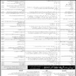 PAF Jobs 2017 as Civilian – Pakistan Air Force Apply Online – Latest Advertisement