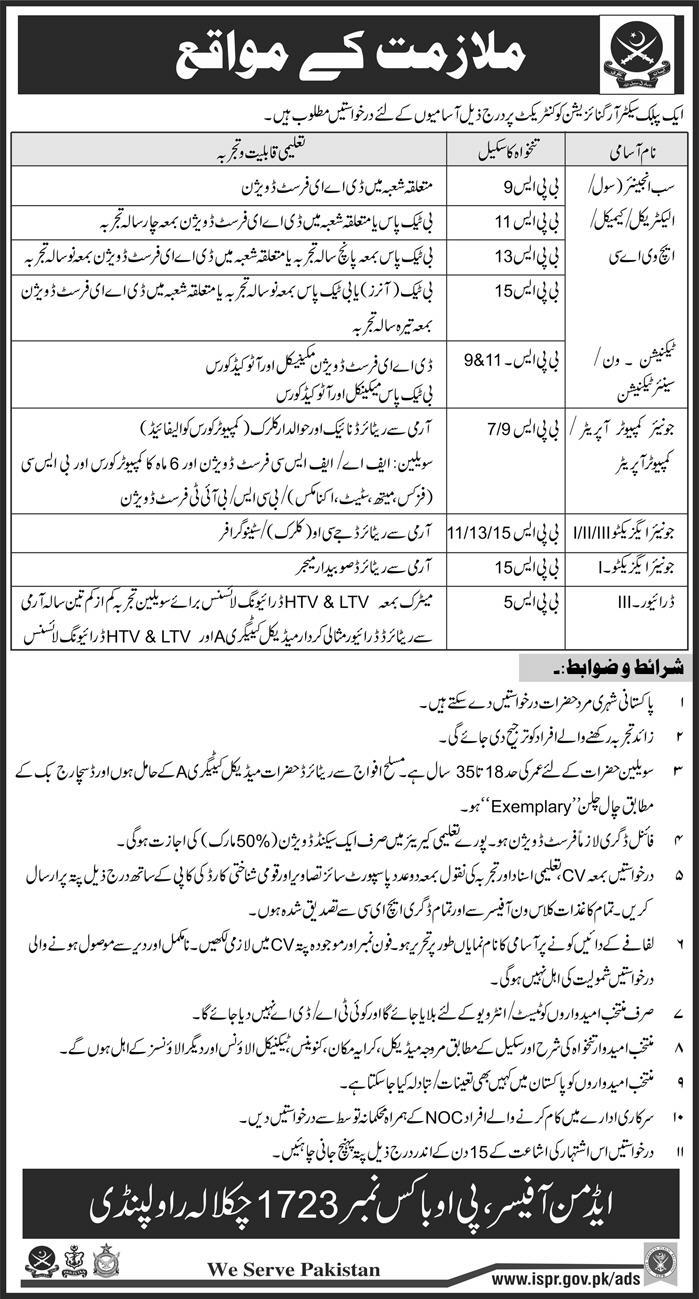 Public Sector Organization Jobs for B.Tech, DAE and others