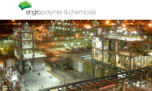ENGRO Polymer and Chemicals Apprenticeship Training Program 2018