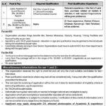 Jobs in Oil and Gas Organization Pakistan Govt 2017