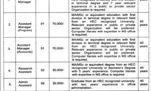 PO Box 13005 Jobs 2018 Latest Public Sector Organization