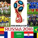 Football World Cup 2018 Schedule