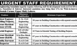 DAE Jobs Latest Engineers and Diploma Holders Jobs
