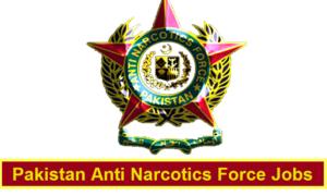 ANF Jobs Latest Pakistan Anti Narcotics Force Jobs Headquarter Rawalpindi Sub Inspector, ASI, Constables & Other Jobs