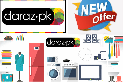 daraz pk new offers