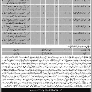 Join Pak Army EME 603 Workshop Jobs